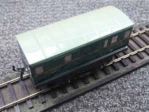 "Hornby Hachette Series French O Gauge ""ETAT"" Green Luggage - Baggage Coach NEW Boxed image 7"