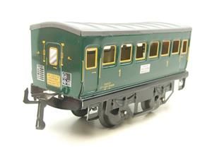 "Hornby Hachette Series French O Gauge ""SNCF"" Green 1st Class Coach NEW Boxed image 2"