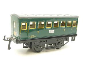"Hornby Hachette Series French O Gauge ""SNCF"" Green 1st Class Coach NEW Boxed image 4"