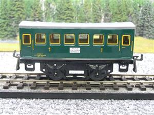"Hornby Hachette Series French O Gauge ""SNCF"" Green 1st Class Coach NEW Boxed image 5"