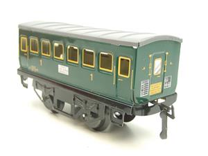 "Hornby Hachette Series French O Gauge ""SNCF"" Green 1st Class Coach NEW Boxed image 6"