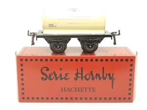 "Hornby Hachette Series French O Gauge Nord ""Laiterie Moderne"" White Tanker Wagon NEW Boxed image 1"