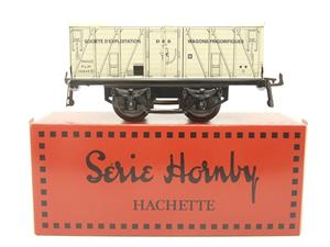 "Hornby Hachette Series French O Gauge White PLM ""Refrigerator"" Van Frigorifiques Wagon NEW Boxed image 1"
