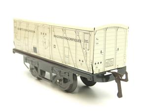 "Hornby Hachette Series French O Gauge White PLM ""Refrigerator"" Van Frigorifiques Wagon NEW Boxed image 2"