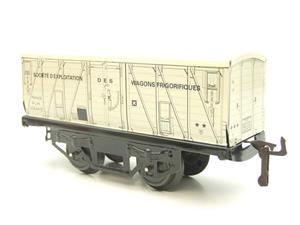"Hornby Hachette Series French O Gauge White PLM ""Refrigerator"" Van Frigorifiques Wagon NEW Boxed image 4"