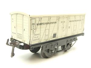 "Hornby Hachette Series French O Gauge White PLM ""Refrigerator"" Van Frigorifiques Wagon NEW Boxed image 6"