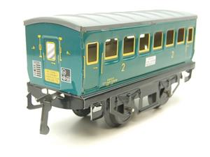 "Hornby Hachette Series French O Gauge ""SNCF"" Green 2nd Class Coach NEW Boxed image 2"