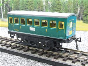 "Hornby Hachette Series French O Gauge ""SNCF"" Green 2nd Class Coach NEW Boxed image 3"