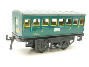 "Hornby Hachette Series French O Gauge ""SNCF"" Green 2nd Class Coach NEW Boxed image 4"