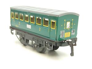 "Hornby Hachette Series French O Gauge ""SNCF"" Green 2nd Class Coach NEW Boxed image 6"