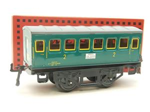 "Hornby Hachette Series French O Gauge ""SNCF"" Green 2nd Class Coach NEW Boxed image 10"