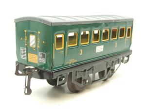 "Hornby Hachette Series French O Gauge ""SNCF"" Green 3rd Class Coach NEW Boxed image 2"