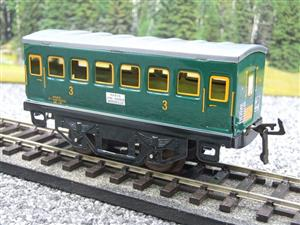 "Hornby Hachette Series French O Gauge ""SNCF"" Green 3rd Class Coach NEW Boxed image 3"