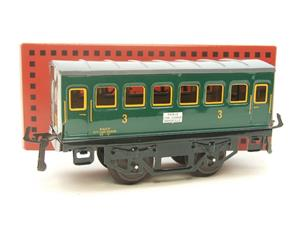 "Hornby Hachette Series French O Gauge ""SNCF"" Green 3rd Class Coach NEW Boxed image 10"