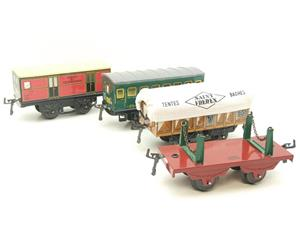Hornby Hachette Series French O Gauge x38 Wagon & Coaches Set NEW Bargain Job Lot Set image 3