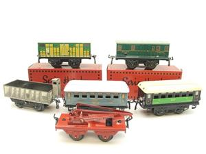 Hornby Hachette Series French O Gauge x38 Wagon & Coaches Set NEW Bargain Job Lot Set image 5