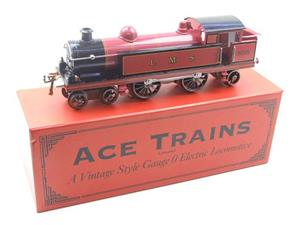 Ace Trains O Gauge E2 LMS 4-4-2 Tank Loco R/N 6822 Electric 3 Rail Boxed image 3