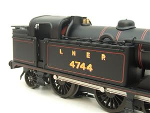 Ace Trains O Gauge E11A LNER Satin Black N2 Class 0-6-2 Tank Loco R/N 4744 Electric 2/3 Rail Boxed image 7