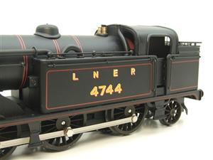 Ace Trains O Gauge E11A LNER Satin Black N2 Class 0-6-2 Tank Loco R/N 4744 Electric 2/3 Rail Boxed image 10