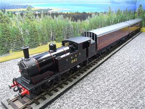 Ace Trains O Gauge E25/S-B1 LNER Black G5 Tank Loco R/N 1882 & Coaches Set Electric 2/3 Rail NEW Bxd image 10