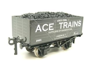 Ace Trains O Gauge G5 Private Owner Loco Coal Wagon R/N 2985 2/3 Rail image 2