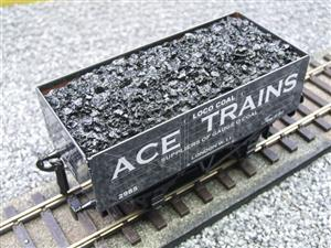 Ace Trains O Gauge G5 Private Owner Loco Coal Wagon R/N 2985 2/3 Rail image 7
