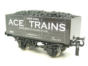 Ace Trains O Gauge G5 Private Owner Loco Coal Wagon R/N 2985 2/3 Rail image 8