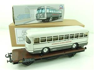Ace Trains O Gauge G/3LL Low Loader With Single Decker Bus Boxed image 1