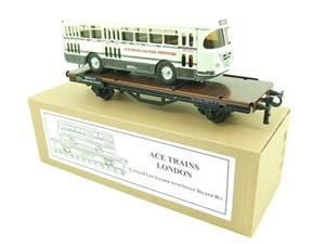 Ace Trains O Gauge G/3LL Low Loader With Single Decker Bus Boxed image 2