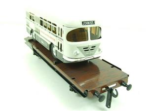 Ace Trains O Gauge G/3LL Low Loader With Single Decker Bus Boxed image 4