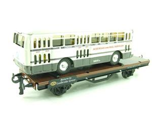 Ace Trains O Gauge G/3LL Low Loader With Single Decker Bus Boxed image 5