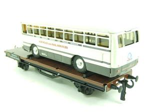 Ace Trains O Gauge G/3LL Low Loader With Single Decker Bus Boxed image 7