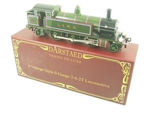 "Darstaed O Gauge ""LSWR"" Green 2-6-2 Tank Loco R/N 516 Electric 3 Rail Boxed image 2"