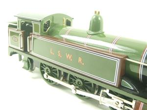 "Darstaed O Gauge ""LSWR"" Green 2-6-2 Tank Loco R/N 516 Electric 3 Rail Boxed image 6"