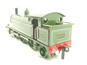 "Darstaed O Gauge ""LSWR"" Green 2-6-2 Tank Loco R/N 516 Electric 3 Rail Boxed image 7"