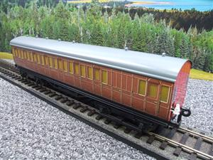 "Ace Trains O Gauge C27/S LT ""London Transport"" Coaches  x3 Coach Set Boxed 3 Rail image 6"