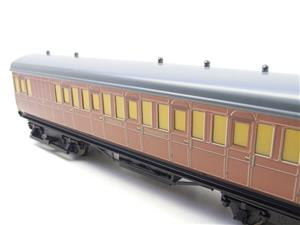 "Ace Trains O Gauge C27/S LT ""London Transport"" Coaches  x3 Coach Set Boxed 3 Rail image 8"