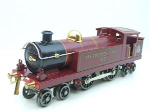 "Ace Trains O Gauge EMR/1 ""Metropolitan"" 4-4-4 Tank Loco R/N 108 Electric 3 Rail Boxed image 2"