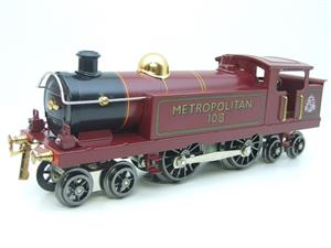 "Ace Trains O Gauge EMR/1 ""Metropolitan"" 4-4-4 Tank Loco R/N 108 Electric 3 Rail Boxed image 9"