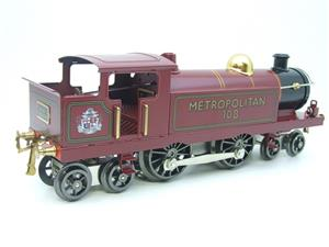 "Ace Trains O Gauge EMR/1 ""Metropolitan"" 4-4-4 Tank Loco R/N 108 Electric 3 Rail Boxed image 10"