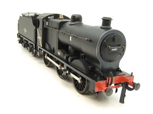 Ace Trains O Gauge E5H Fowler 4F Class 0-6-0 Loco and Tender R/N 44027 BR Post 57 Logo Satin Black image 2