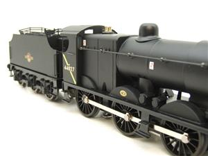Ace Trains O Gauge E5H Fowler 4F Class 0-6-0 Loco and Tender R/N 44027 BR Post 57 Logo Satin Black image 8
