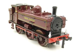 "Darstaed O Gauge LT ""London Transport"" Pannier Tank Loco L.95 Electric 3 Rail Boxed image 2"