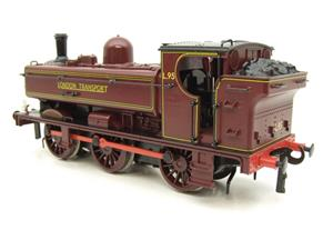 "Darstaed O Gauge LT ""London Transport"" Pannier Tank Loco L.95 Electric 3 Rail Boxed image 4"