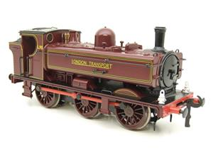"Darstaed O Gauge LT ""London Transport"" Pannier Tank Loco L.95 Electric 3 Rail Boxed image 6"