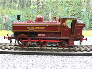 "Darstaed O Gauge LT ""London Transport"" Pannier Tank Loco L.95 Electric 3 Rail Boxed image 9"