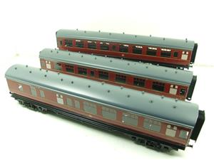 Ace Trains O Gauge C13B BR MK1 MR Coaches x3 Set B Boxed 2/3 Rail image 3