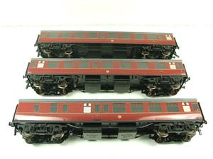 Ace Trains O Gauge C13B BR MK1 MR Coaches x3 Set B Boxed 2/3 Rail image 5