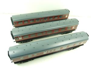 Ace Trains O Gauge C13B BR MK1 MR Coaches x3 Set B Boxed 2/3 Rail image 9