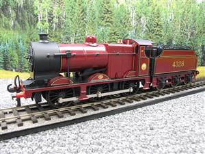 Ace Trains O Gauge E5A1 Fowler 4F Class 0-6-0 Loco and Tender R/N 4328 LMS Gloss Maroon Lined image 3